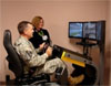 AP – Gen. Peter Chirarelli, vice chief of staff for the Army, accompanied by occupational therapist Eileen …