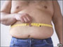 Carrying excess weight around the middle is linked with poor health