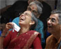 """Laughercise"" can be a way to reduce heart disease and diabetes, especially among the elderly who may find it hard to perform more physical activities. File photo: Bhagya Prakash K"
