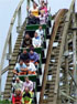 The modern, mammoth roller coasters have led to assorted injuries, the authors noted, including disk injuries, hematomas and fractures.