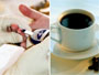 Drinking lots of coffee and tea every day -- even decaf -- might keep diabetes away, new research shows. (Iconica/Getty Images)