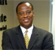 FILE - In this July 7, 2006 file photo, Dr. Conrad Murray poses for a photo in Houston. A law enforcement official tells The Associated Press on Monday, Aug. 24, 2009, that the Los Angeles County coroner has ruled Michael Jackson's death a homicide. Murray, Jackson's personal physician, is the target of a manslaughter probe headed by Los Angeles police. (AP Photo/Houston Chronicle, File) MANDATORY CREDIT: HOUSTON CHRONICLE
