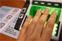DDP/AFP/File – A woman demonstrates the of a fingerprint scanner in Munich in 2007. A patient who took a drug for cancer …