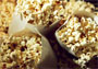 Eat up! Popcorn is high in polyphenols, which help fight cancer, heart disease and other ailments.